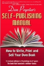 Dan Poynters manual is a best-selling guide on self-publishing