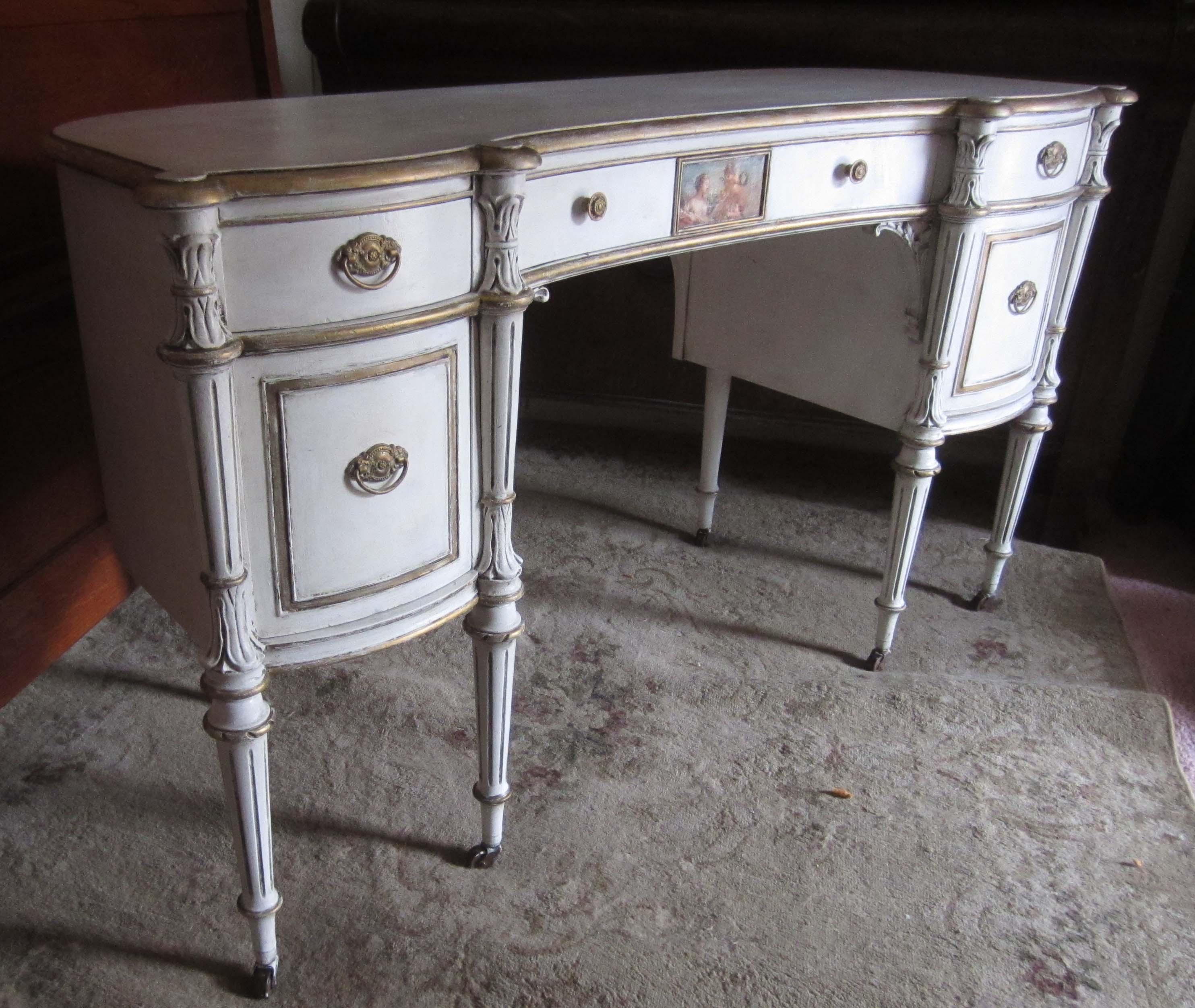 Beau PAINTIQUE.com Painted Antique Furniture